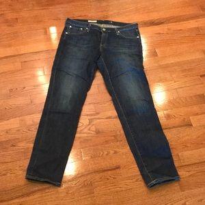 EUC AG the Stilt cigarette leg jeans